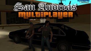 San Andreas Multiplayer Три брата в штате часть 17