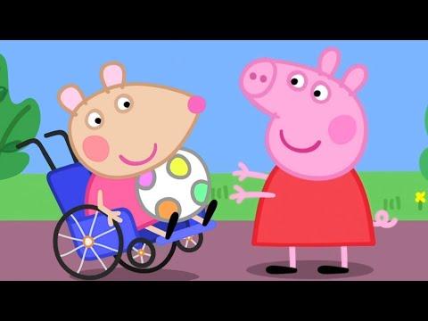 Peppa Pig Full Episodes | Season 8 | Compilation 53 | Kids Video