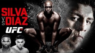 Tam Kavga (CaRtOoNz vs H2O Delirious)) 183 UFC - Silva vs Diaz (