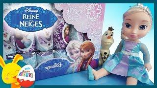 Reine des neiges - Pochettes surprises pour les enfants - Titounis