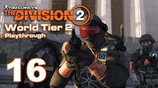 Imon Plays [The Division 2 (PC Survivalist Solo)] #16 Day 11 (Part 1) World Tier 2 Playthrough