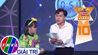 Lò võ tiếu lâm Mùa 2 - Tập 10: Phần thi của thí sinh Lê Minh Dũng