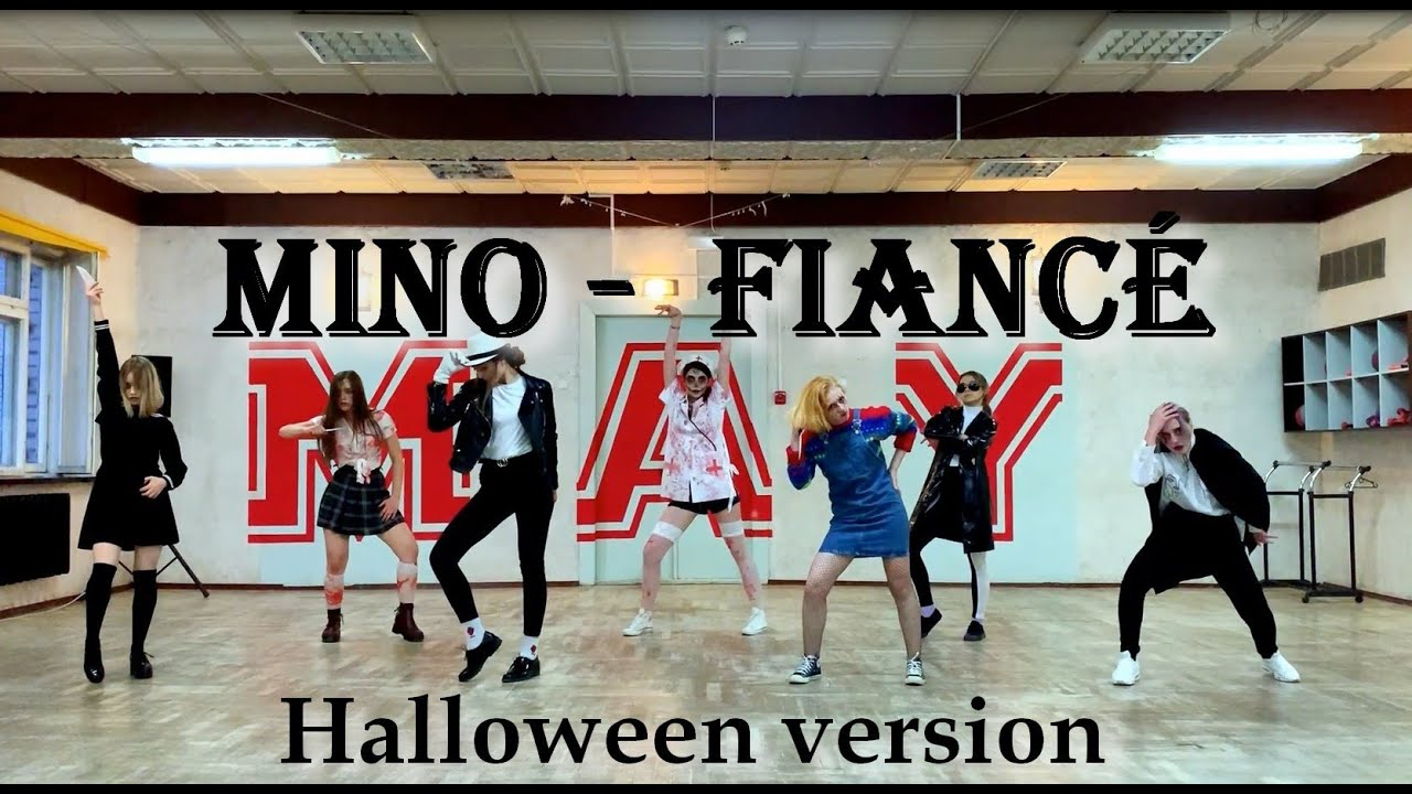 MINO(송민호) - '아낙네 (FIANCÉ)' Halloween Ver. by MOVE Cover Dance Crew