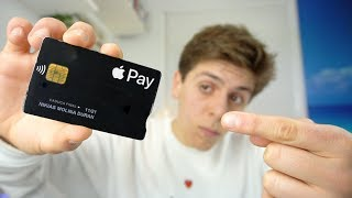 APPLE PAY CREDIT CARD?!