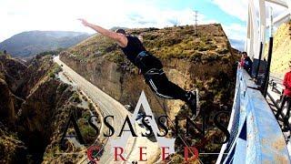 Salto de fe (leap of faith) - Assassin's Creed Montage