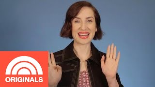 Actress Zoe Lister-Jones Loves Her Nose … Even If People Compare Her To Owen Wilson | TODAY