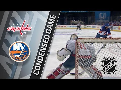 Washington Capitals vs New York Islanders – Mar. 15, 2018 | Game Highlights | NHL 2017/18. Обзор