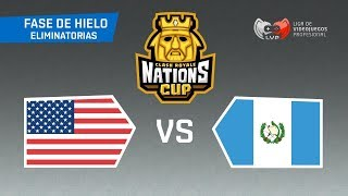 CR Nations Cup | USA vs Guatemala