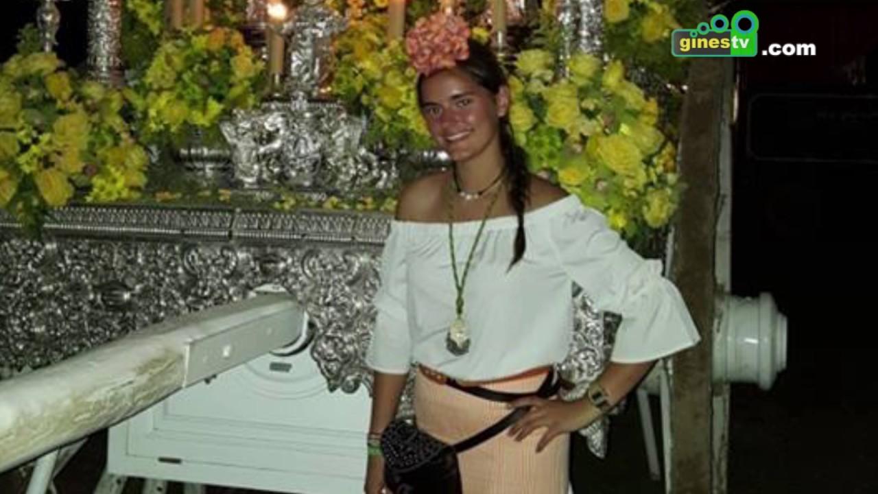 Rocío Mateos Ruiz pronuncia este domingo el pregón joven del Rocío de Gines