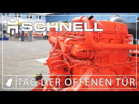 Tag der offenen Tür - SCHNELL Motoren GmbH   Werwolf-Studios