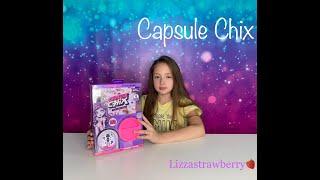 Розпакування Capsule chix