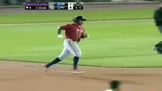 Lehigh Valley's Franco Homers For The Cycle
