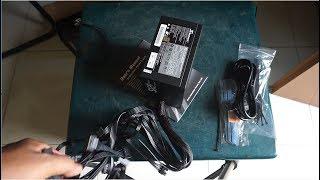 Unboxing PSU Seasonic S12II 620 620W 80+ Bronze Certified