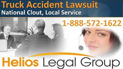 Truck Accident (Trucking Accident) Lawsuit - Helios Legal Group - Lawyers & Attorneys