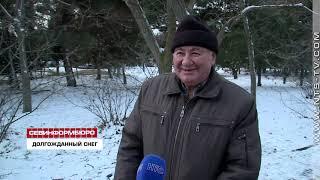Снежная сказка скоро закончится. Какая погода ожидает Крым в ближайшие дни,