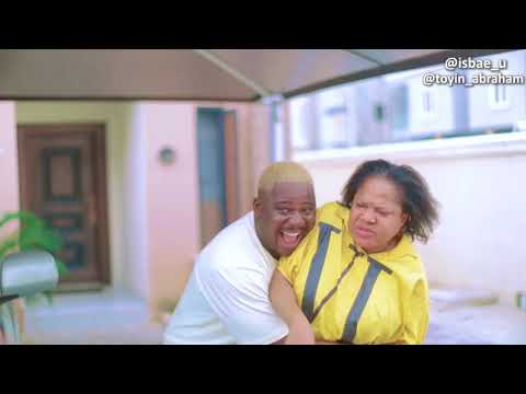 Download Toyin Abraham Ajeyemi and Isbae U in The Ghost and The Tout 😂😂😂
