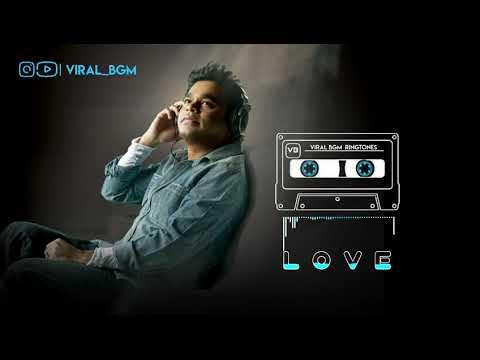 Enna Solla Pogirai Bgm Ringtone |A.R Rahman |Ajith |Viral_bgm