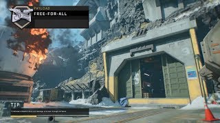 Call Of Duty Black Ops 4 - Free-For-All vs Veteran Bots on Payload