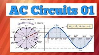 Alternating Quantity// Alternating Current and Voltage