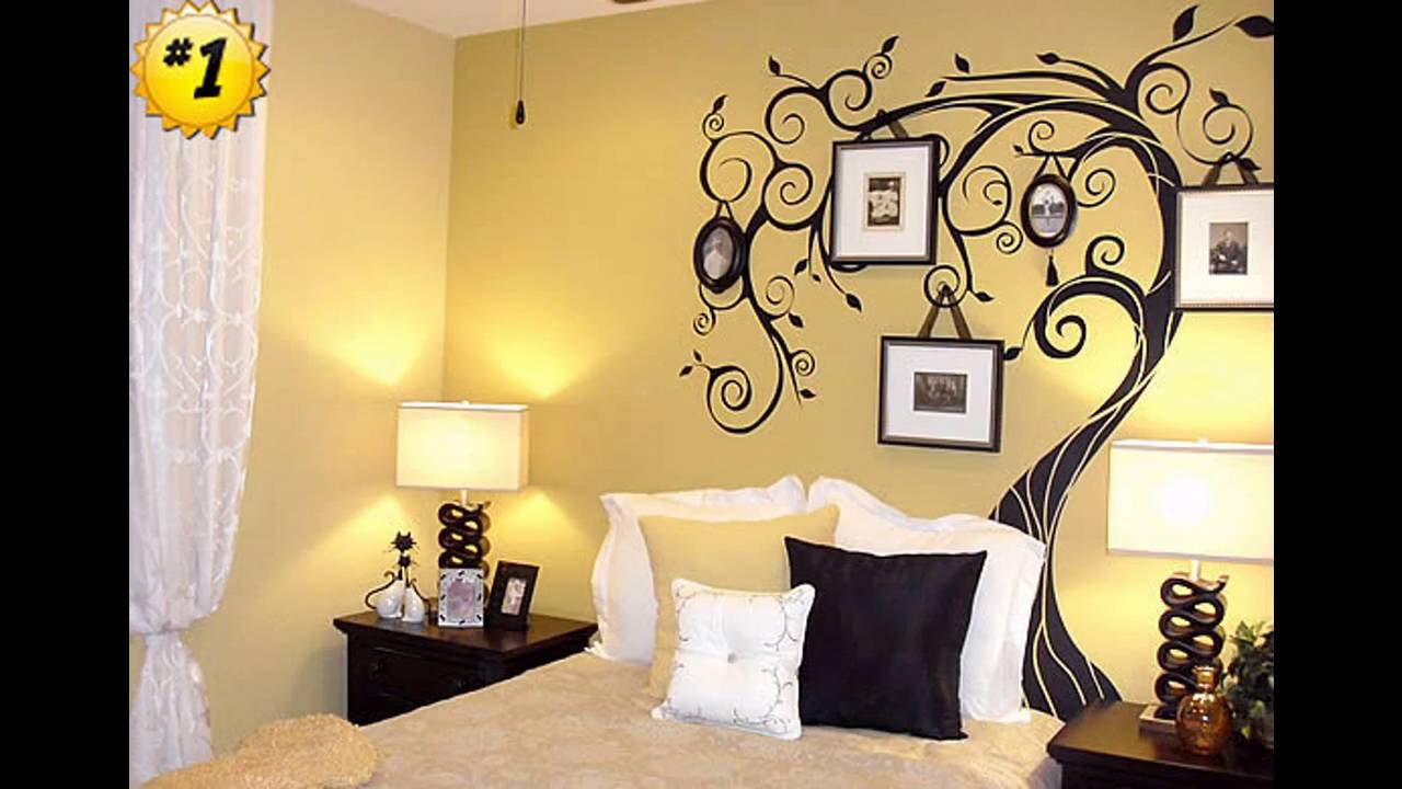 Awesome Wall art decor ideas - YouTube