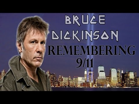 Iron Maidens Bruce Dickinson Remembers 911