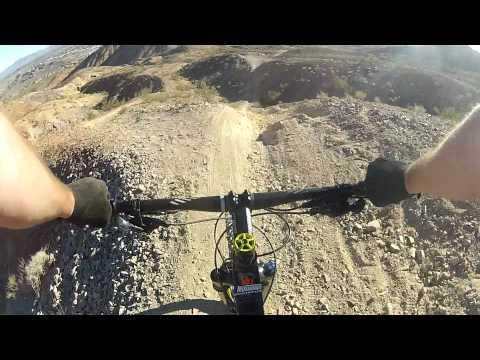 Mt Biking Bootleg Canyon