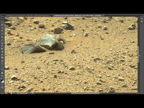 WOW ! NASA = Deception   SOL 950 Mars Anomaly Research Ch