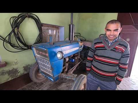FORD 3000 tractor owner review