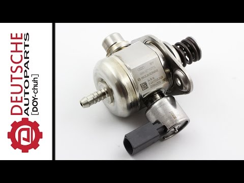 High Pressure Fuel Pump for 2 0 TSI Engines