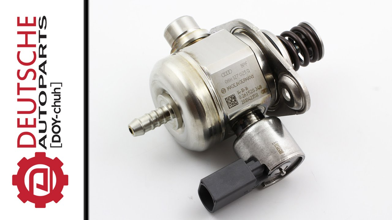 small resolution of high pressure fuel pump for 2 0t tsi vw and audi models articles deutsche auto parts