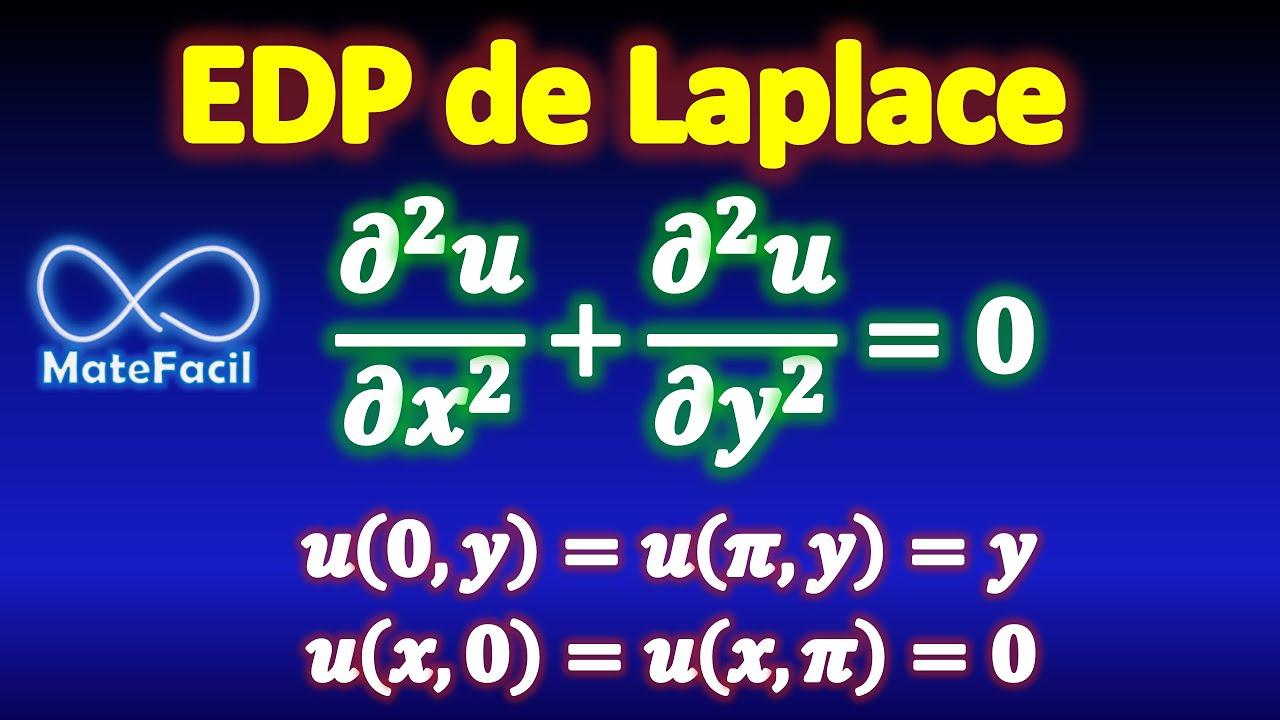 Ecuación de Laplace, Separación de Variables