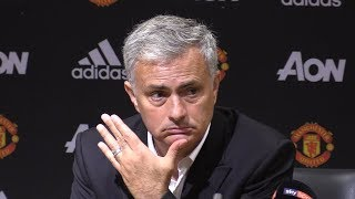 Manchester United 4-0 Everton - Jose Mourinho Full Post Match Press Conference - Premier League