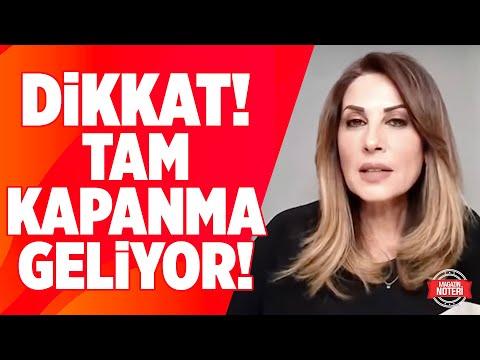 Hande Kazanova Tek Tek Açıkladı! Tüm Burçlara Özel Nisan Ayı Burç Yorumları!