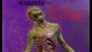 army men marines vs nazi zombies part 1