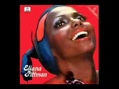Eliana Pittman - Nem saudade.