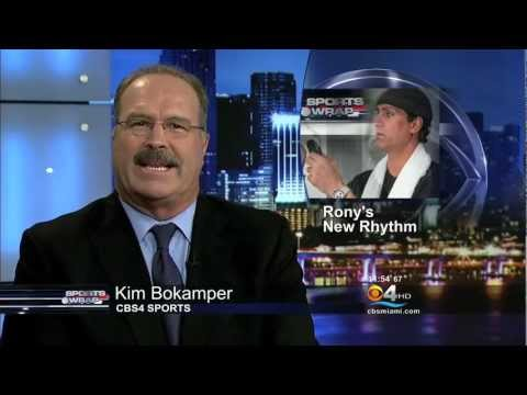 Rony Seikaly Interview with Jim Berry CBS4 Miami