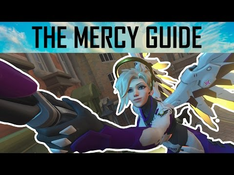 Overwatch Mercy Guide | #1 Mercy In The WORLD EeveeA Collaboration (Everything You Need To Know!)
