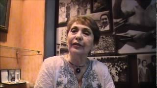 #2/4 Entrevista a Jenny Estrada sobre Armando Romero en base a la