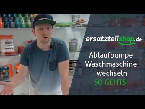 Beliebt Waschmaschine - Waschmaschine macht Geräusche beim Drehen KL96