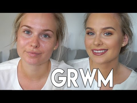 TESTER NYHETER! 🙌🏼 GRWM & FIRST IMPRESSIONS