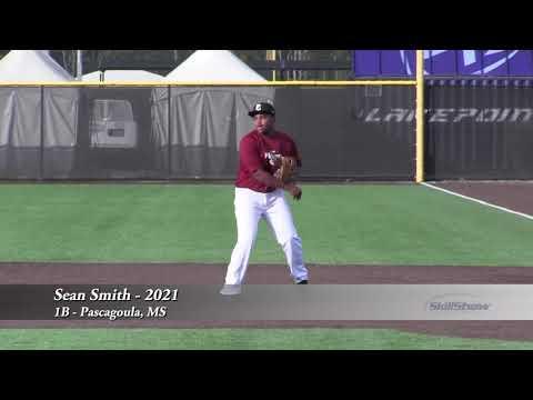 Sean Smith  1B  Pascagoula, MS  2021