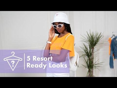 5 Resort-Ready Looks