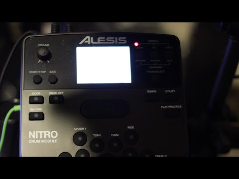 Alesis Nitro Drum Kit | Review
