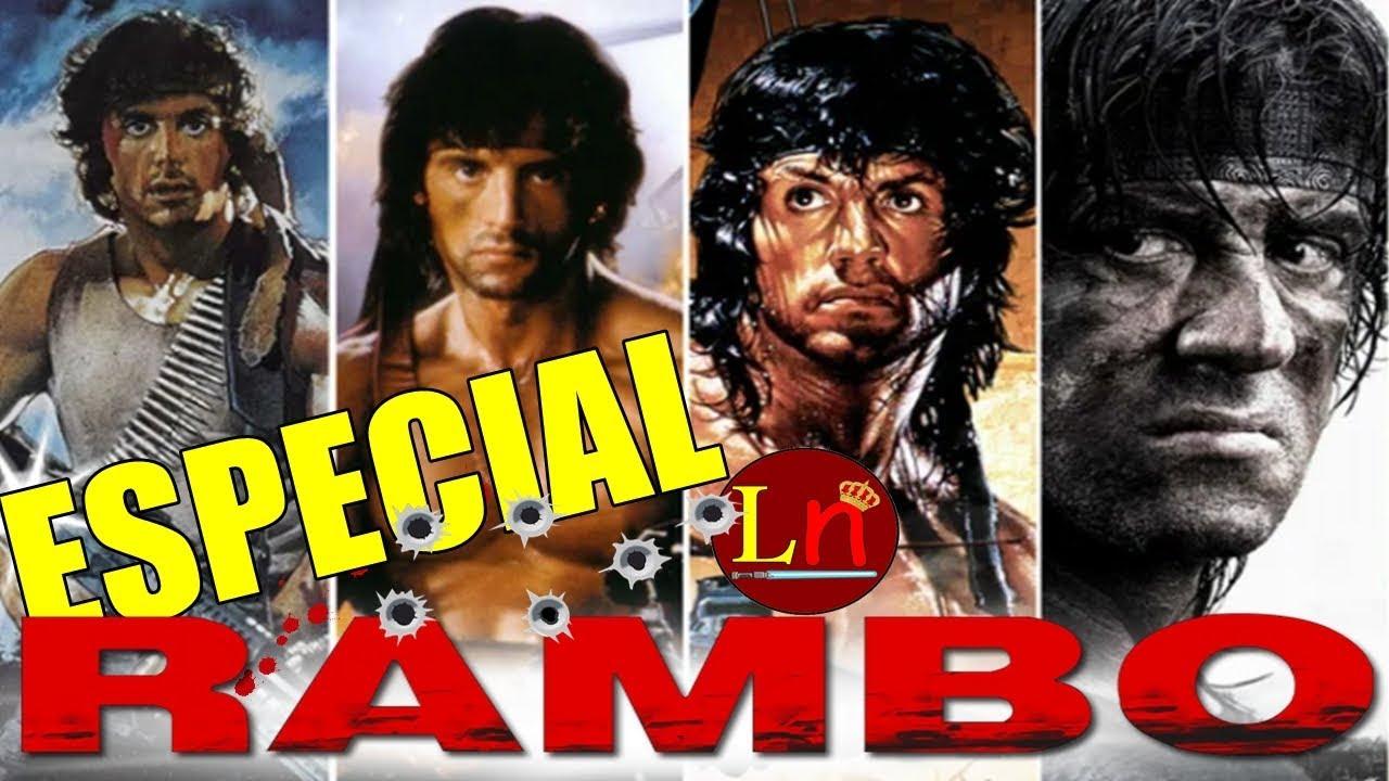 RAMBO - RESUMÃO DOS FILMES ( RAMBO: ATÉ O FIM - LAST BLOOD )