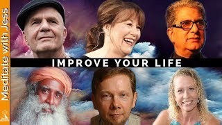 Deepak Chopra, Wayne Dyer,  Abraham-Hicks & Others Explain How Meditation Will Improve Your Life