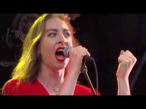 HAIM - I Will Die 4 U (Prince Cover) Live HD at Lollapalooza 2016