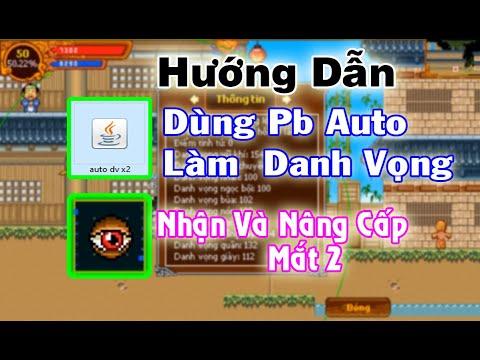 hack level ninja school online mien phi - Ninja School Online: Hướng Dẫn Làm Danh Vọng Với Pb Auto Cực Dễ | Trực Tiếp Nhận Và Nâng Mắt 2 !!