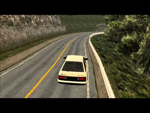 Akina Time Attack ( Initial D )