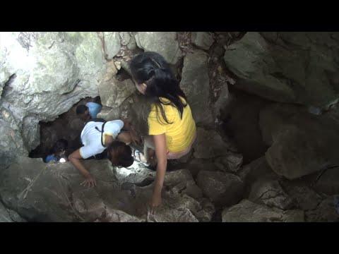 Spelunking Tinipak Cave near Daraitan, Tanay, Rizal