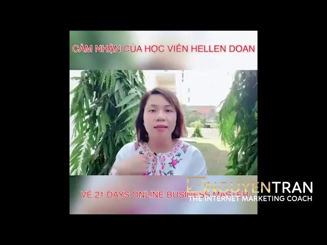 Hellen Đoàn - TP HCM